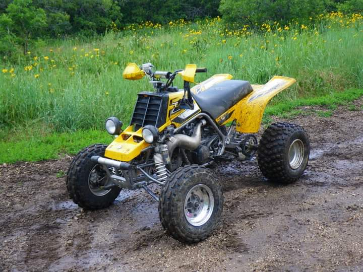 Does Yamaha Still Make The Banshee? Why The Banshee Quad is a Legend!