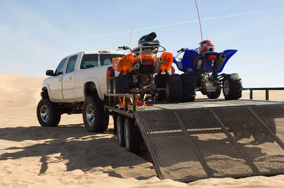 Load and Transport an ATV in 5 Easy Steps