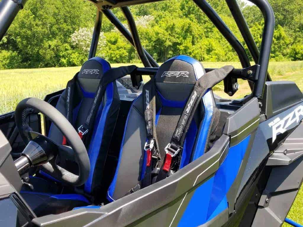how do suspension seats work