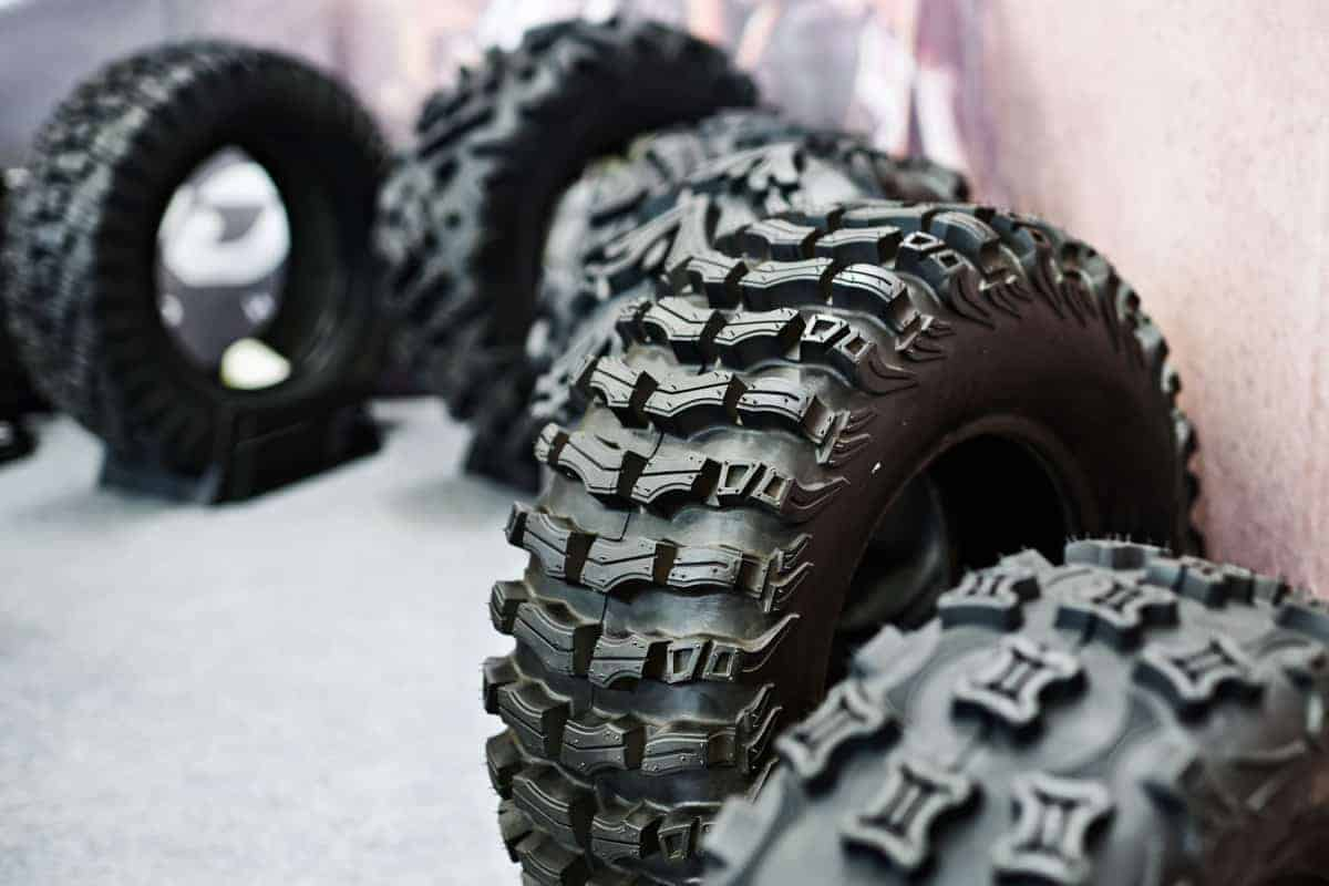 Why Do ATVs And UTVs Have Smaller Front Tires? (16 Pro & Cons)