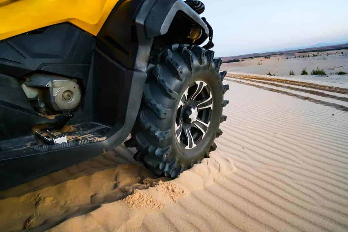 When To Replace UTV & ATV Tires (A Simple Guide)