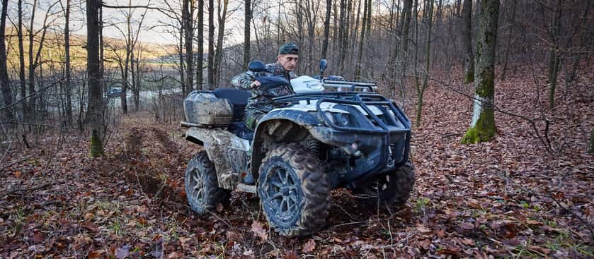 12 Great ATV Modifications to Use During Hunting Season