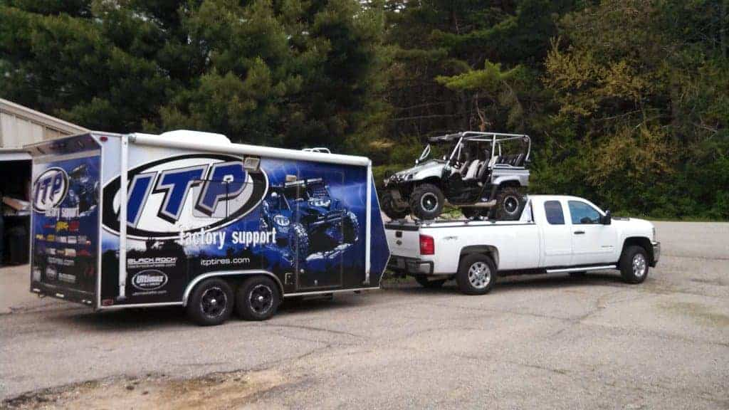 Will A UTV Fit In A Trailer? (With 133 Popular UTV Models Included)